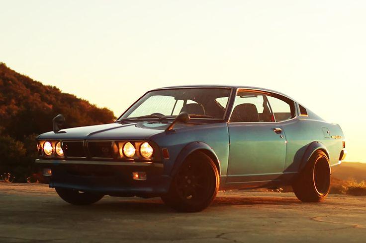 The Story Behind the Japanese Mitsubishi Colt Galant GTO