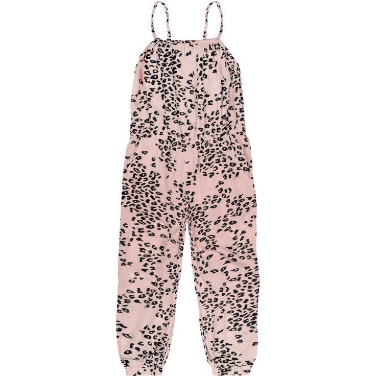 Å jumpsuit leopard