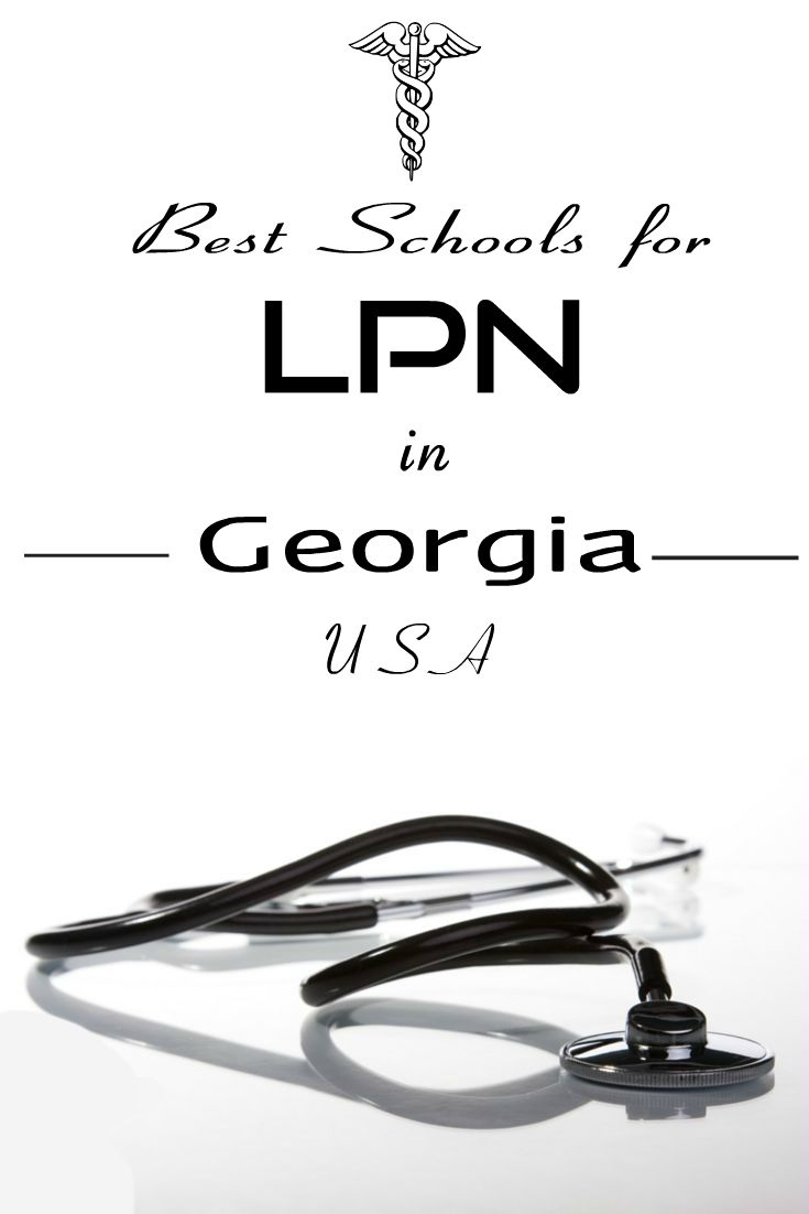 How to Become an LPN in Georgia. Here Accredited Nursing Schools in Georgia, USA