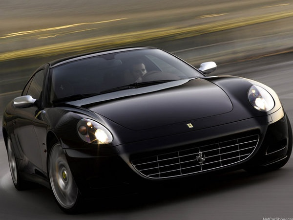 Ferrari 612 Scaglietti - I really don't know what it is, but this Ferrari is one of the few I would actually love to own. Must be the GT aspect of it.