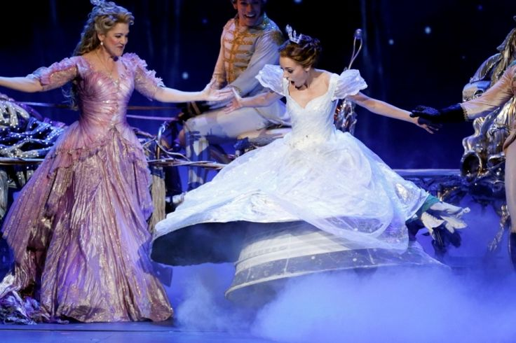 The transformation -- Rodgers and Hammerstein's Cinderella on Broadway