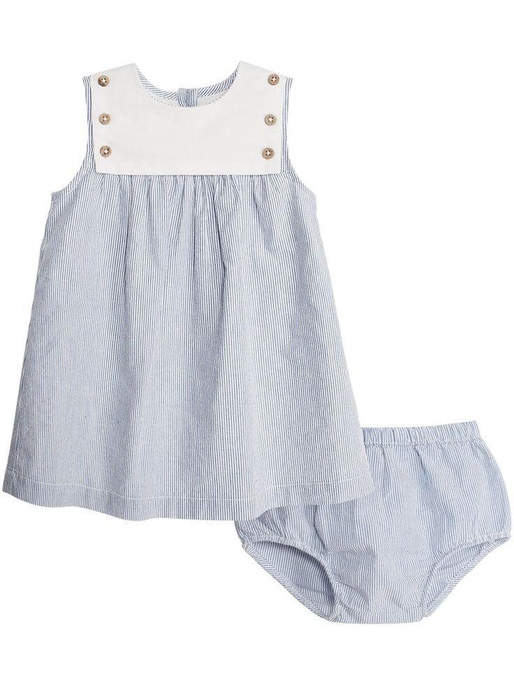 Sukienka, Niebieski, Kids - KappAhl
