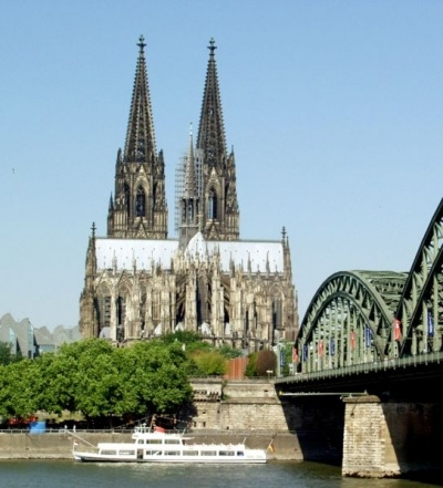 Cologne Roman Catholic Cathedral ~ Cologne, Germany