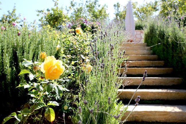 Tour of Yolanda Fosters Malibu home.