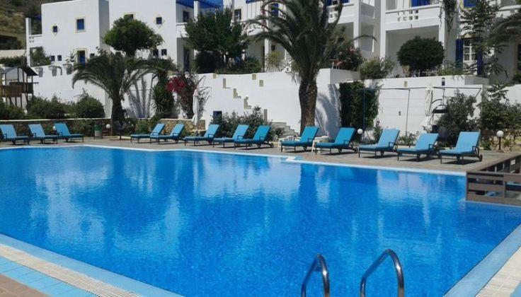 ALL INCLUSIVE στο Boulafendis Beach Hotel στην Λέρο μόνο με 299€!