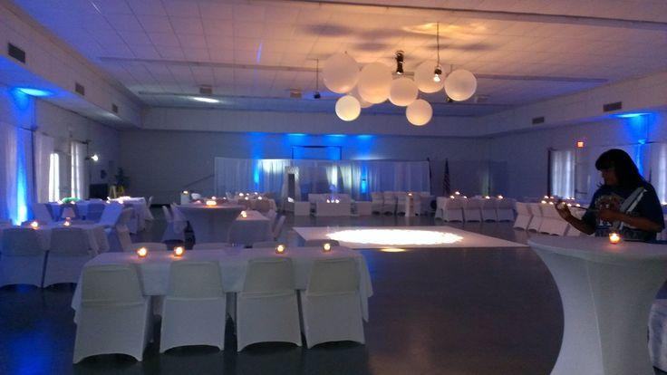 all white party decor rocia s pinterest all white