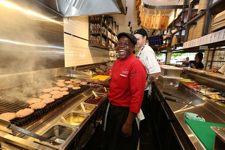 Find out more about our James St Ribs & Burgers store - then come on in!