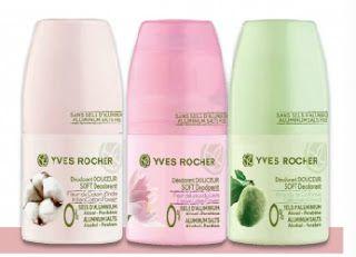 Recensioni Yves Rocher Hilly : Jardin du Monde - Deodoranti delicati e freschi