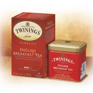 Twinings English Breakfast: ♥♥♥♥