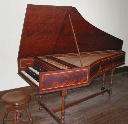 Harpsichord | ☆ MUSIC ~ HARPSICHORDS & RECORDERS ☆ ~ Baroque ...