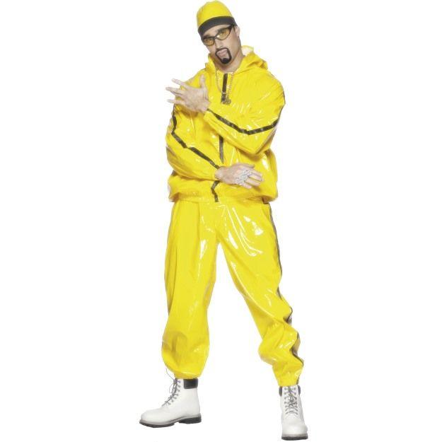 21843 - Rapper Suit, Yellow