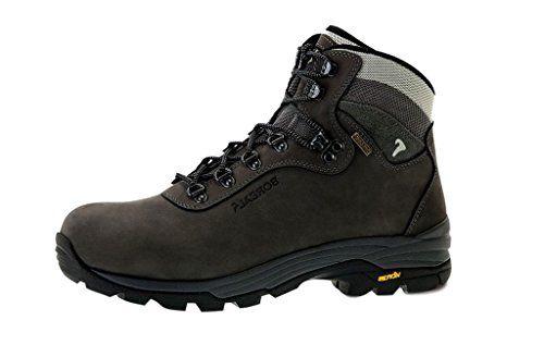 Climbing Boots Mens Lightweight Ordesa Gris Gray 47011