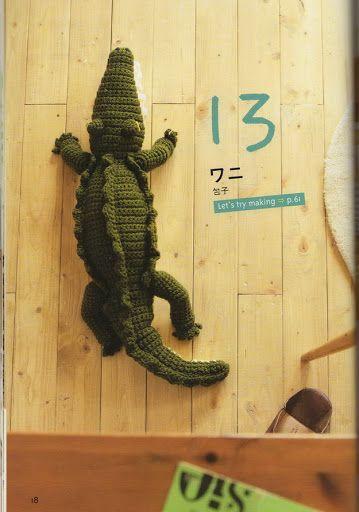 Free Crochet  Animals Book Amigurumi_Collection Vol.7