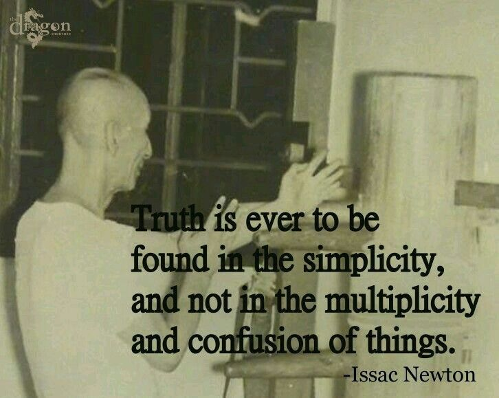 martial arts philosophy and quotes. Wing Chun master Ip Man