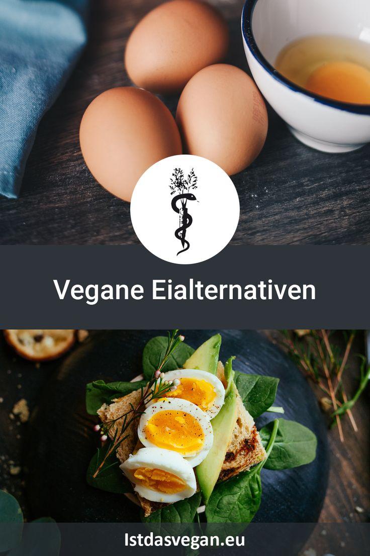 Vegane Ei-Alternativen ohne Fipronil!