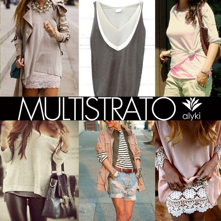 #Alyki trend #multistrato