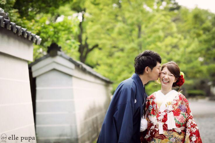 DATE OF JAPAN*at京都御苑 の画像|*elle pupa blog*
