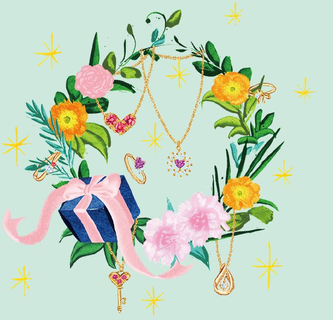 MAISON JEWELL [メゾンジュエル] The new Spring / Summer image is now up on the website and displayed at the stores.