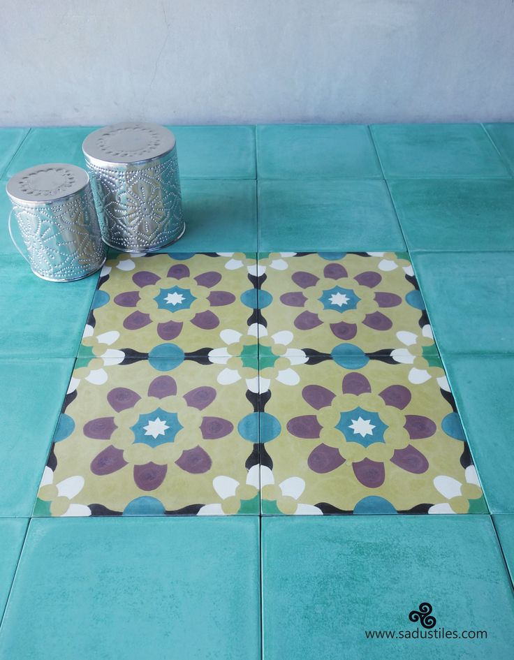 Sadus Tiles handmade cement tiles from Bali-Indonesia