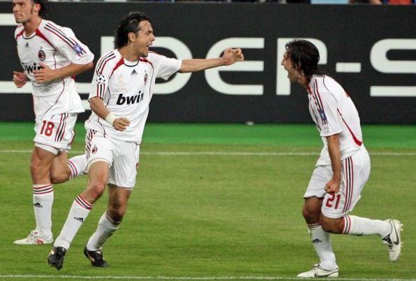 23 maggio 2017: 10 anni fa l'ultima #Champions a tinte rossonere. #Inzaghi e #Pirlo