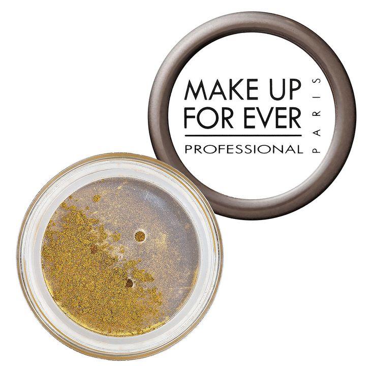 Makeup Forever Metal Powder Eyeshadow Sunflower Gold 1 $16.56
