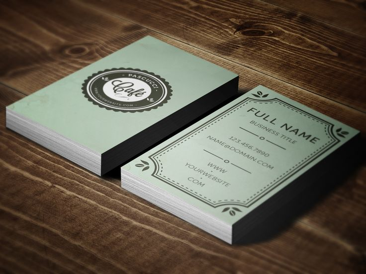 8 best vintage coffee business card images on pinterest coffee business cards examples vintage business cards business ideas business branding business card design coffee business vintage coffee graphic design reheart Gallery