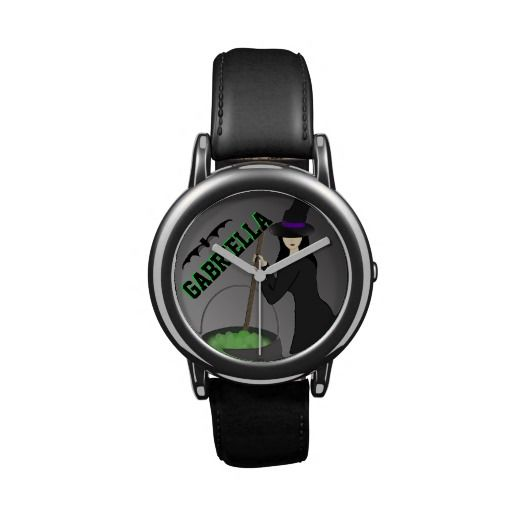 Personalized: Witches Brew Watch