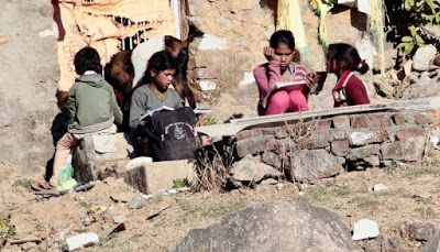 Mount Abu The Abode: India's future lie in the hands of education Mount...