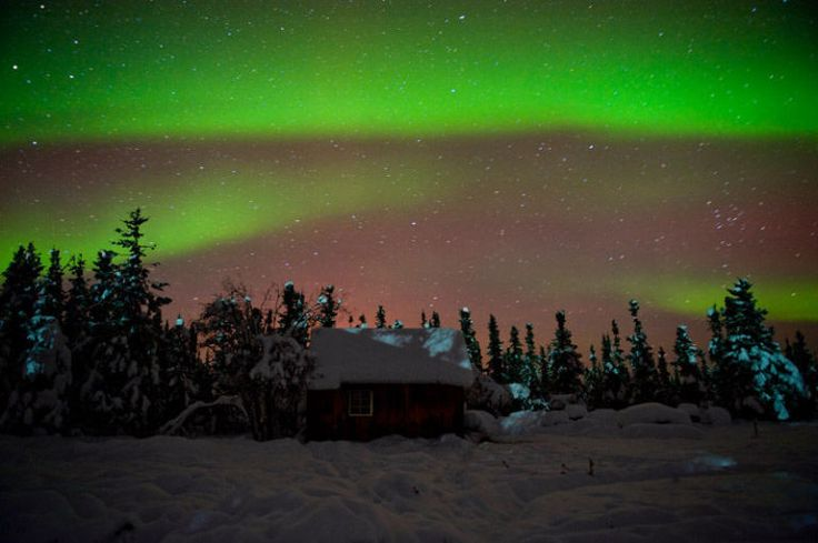 Americans Have the Very Rare Opportunity to See the Northern Lights Tonight  - CountryLiving.com