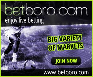 Betboro provides one of the world's best Premier league odds for online sports betting.