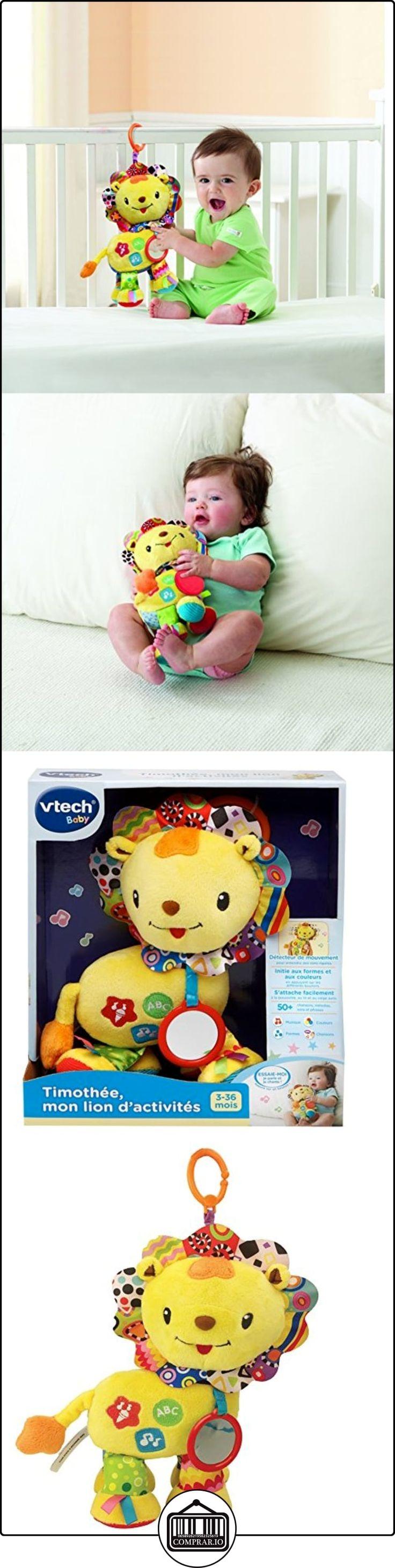 VTech 80-186005 Verde, Naranja, Rojo, Amarillo juguete interactivos - juguetes interactivos (Animal, Lion, Verde, Naranja, Rojo, Amarillo, AAA)  ✿ Regalos para recién nacidos - Bebes ✿ ▬► Ver oferta: http://comprar.io/goto/B016A2MSOC