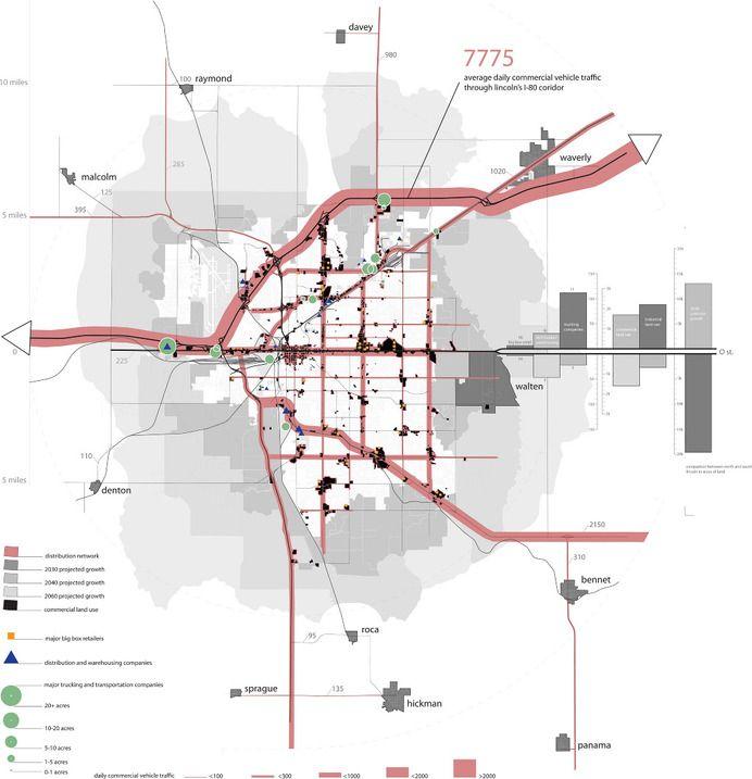 Visualization / Transportation, Agriculture + Housing - Massachusetts Institute of Technology