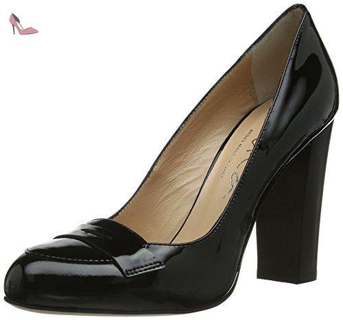 Evita Shoes, Escarpins - femme - Noir - Noir, 37 EU (4 Femme UK) EU - Chaussures evita shoes (*Partner-Link)
