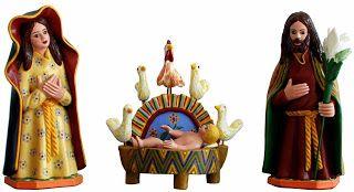 Os irmãos Ginja, Afonso e Arlindo, trabalham o barro numa oficina do Museu Municipal de Estremoz. O processo começa por escavar o barro vermelho, amassa-lo com os pés e deixá-lo a enxugar para o Inverno. As tintas, também de fabrico artesanal, são misturadas com resina de pinheiro.  As Primaveras, os tradicionais Presépios e os O Amor é Cego, herdeiros dos do século XVII, estão eternizados no museu da cidade e continuados pelas mãos destes artesãos.