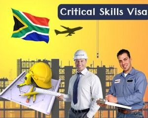 #SouthAfrica Critical Skills Visa allows easier #Immigration for certain workers to live and work...  Know more about this visa..