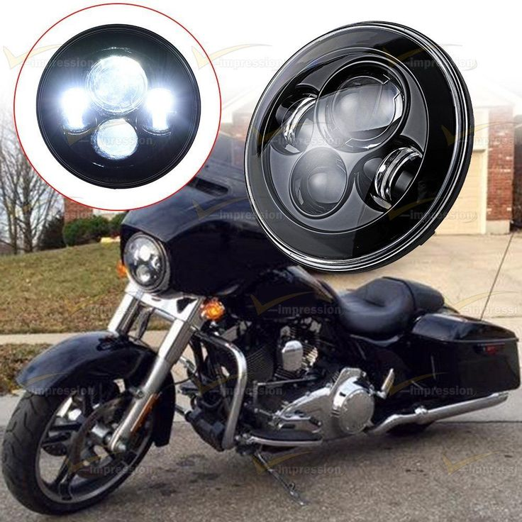 how to change a headlight on a harley davidson motorcycle