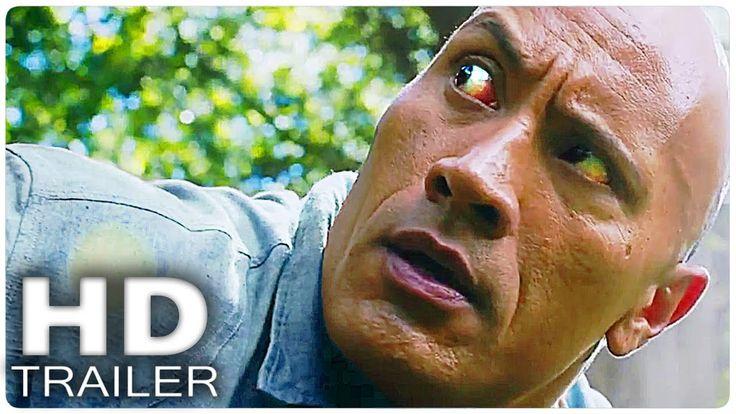 JUMANJI 2: WELCOME TO THE JUNGLE Trailer (2017) - YouTube