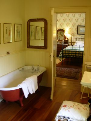 Ensuite Bathroom ~ Adare Irish Cottages