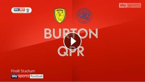 Video: Burton Albion 1-3 QPR and all Goals in HD, Sky Bet Championship, 13 January 2018 - FootballVideoHighlights.com. You are watching Burton Albion ...