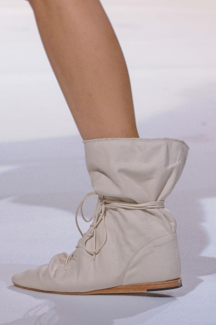 #Shoes .  Yohji Yamamoto