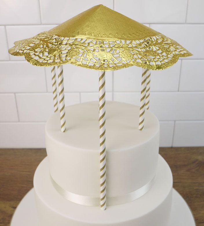 How To Create A Whimsical Unicorn Carousel Cake | Cake Craft World News