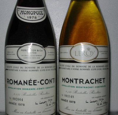 A decade ago, last 7 Le Montrachet, DRC 1978 arrived in Sotheby's New York and all of them fetched 23,929
