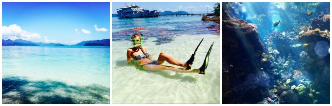 kohchang-snorkeling-taifun-chicchoolee  SNorkeling trip with Thaifun to Koh Rang. Stops at monkey island to feed monkeys