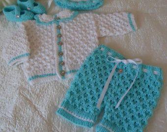 Very beautiful baby set by RenisDesignermodelle on Etsy