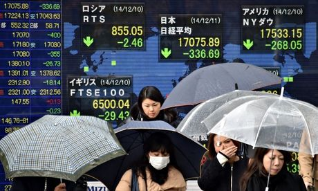World stock markets tumble as FTSE suffers worst weekly fall since 2011 Fears over Chinese economy, plunging oil price and Greece wipe £112bn from top UK equities as 100 index hits 6300.63