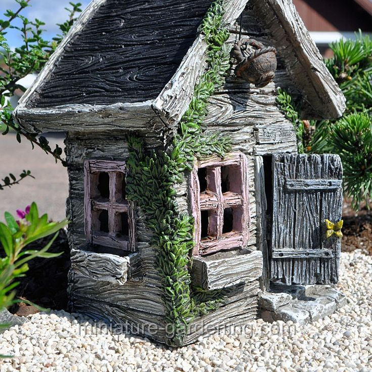 Awesome Fairies Live In Fairy Houses, In Miniature Houses, Or In Cottages Among  Flowers In Containers Or In The Garden. Doors At The Bottom Of Trees  Suggest That ...