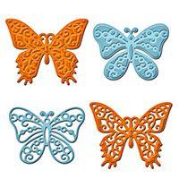 Les Papillions Spellbinders