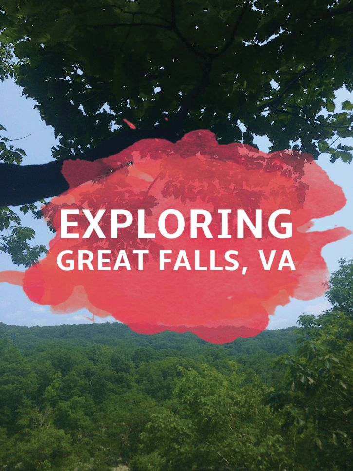 Great Falls Virginia, Hiking
