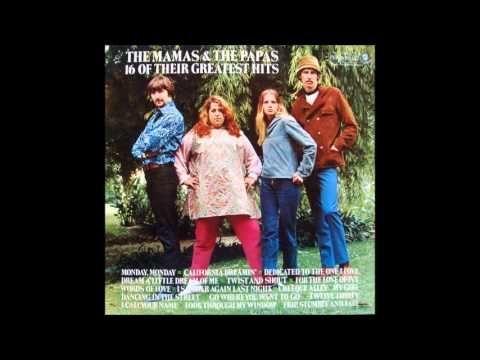 The Mamas and The Papas - 16 of Their Greatest Hits - Full Album - YouTube