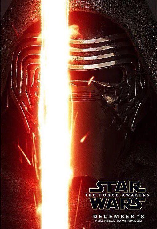 스타워즈 : 깨어난 포스, 공식 캐릭터 포스터 공개(사진 5장)